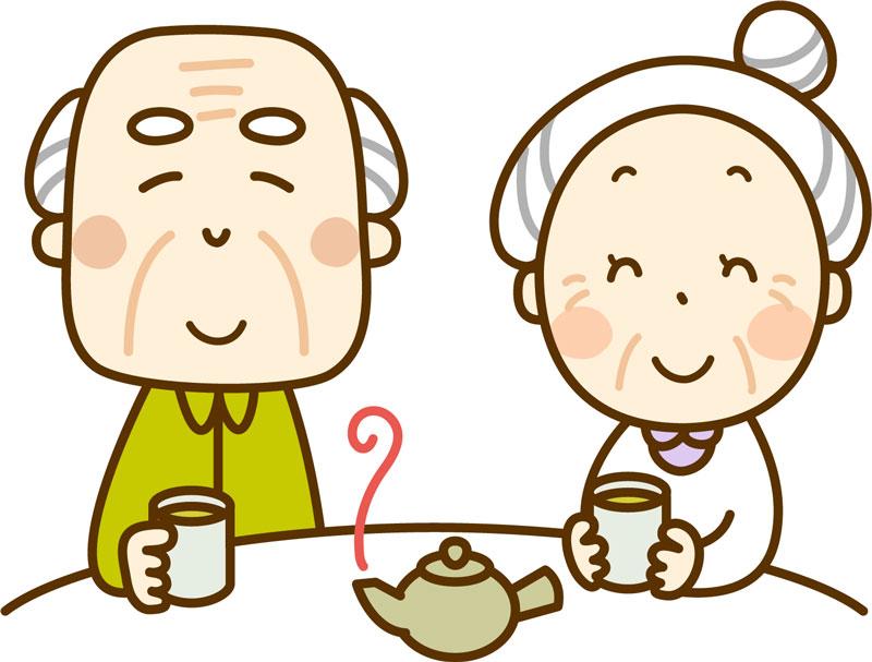 談笑しながら食事|リハビリデイ SKiP(スキップ)
